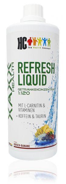 HC Refresh Liquid KIRSCH BANANE Konzentrat 1:120