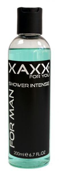 Shower intense 200ml ONE