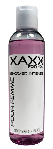 Shower intense 200ml SIXTEEN