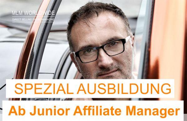 Ausbildung ab Junior Affiliate Manager