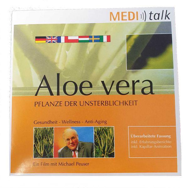 DVD MEDITALK - ALOE VERA - Pflanze der Untersterblichkeit