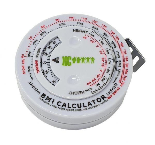HC BMI Bodymassband