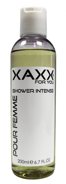 Shower intense 200ml FIFTY TWO