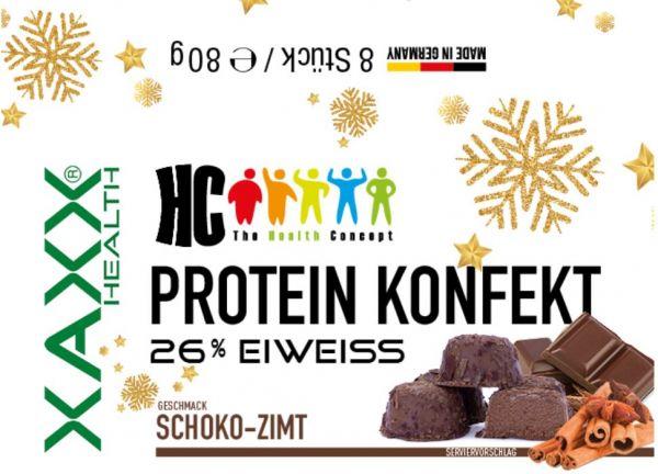 HC Protein Konfekt Schoko -Zimt 4er Vorteilspreis