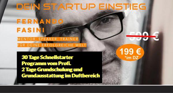 Startup Set 02. Oktober bis 03. Oktober 2021