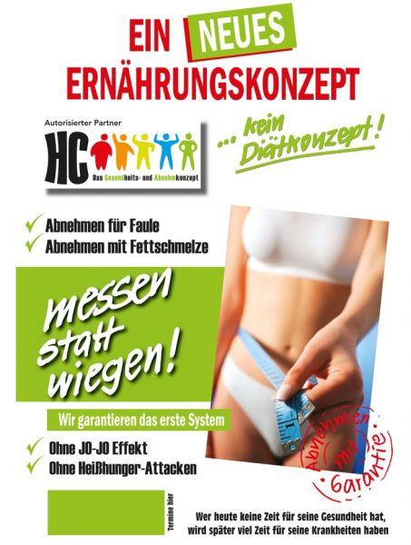 HC-Plakat A2 5er-Pack